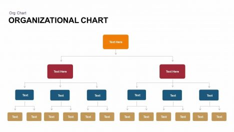 Organizational Chart Keynote and Powerpoint Template