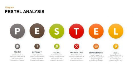Pestel Analysis Powerpoint and Keynote slide