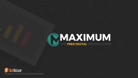 Maximum Free Multipurpose PowerPoint Template and Keynote Template