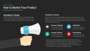 How to Market Your Product? Marketing Plan Free PowerPoint Template and Keynote
