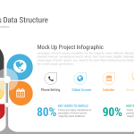 Tree Diagrams Data Structure PowerPoint and Keynote template