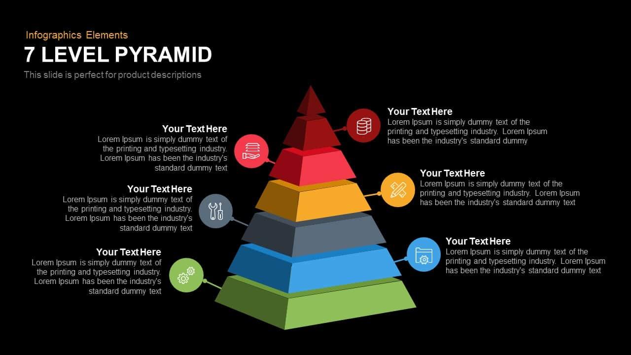 7 Level Pyramid