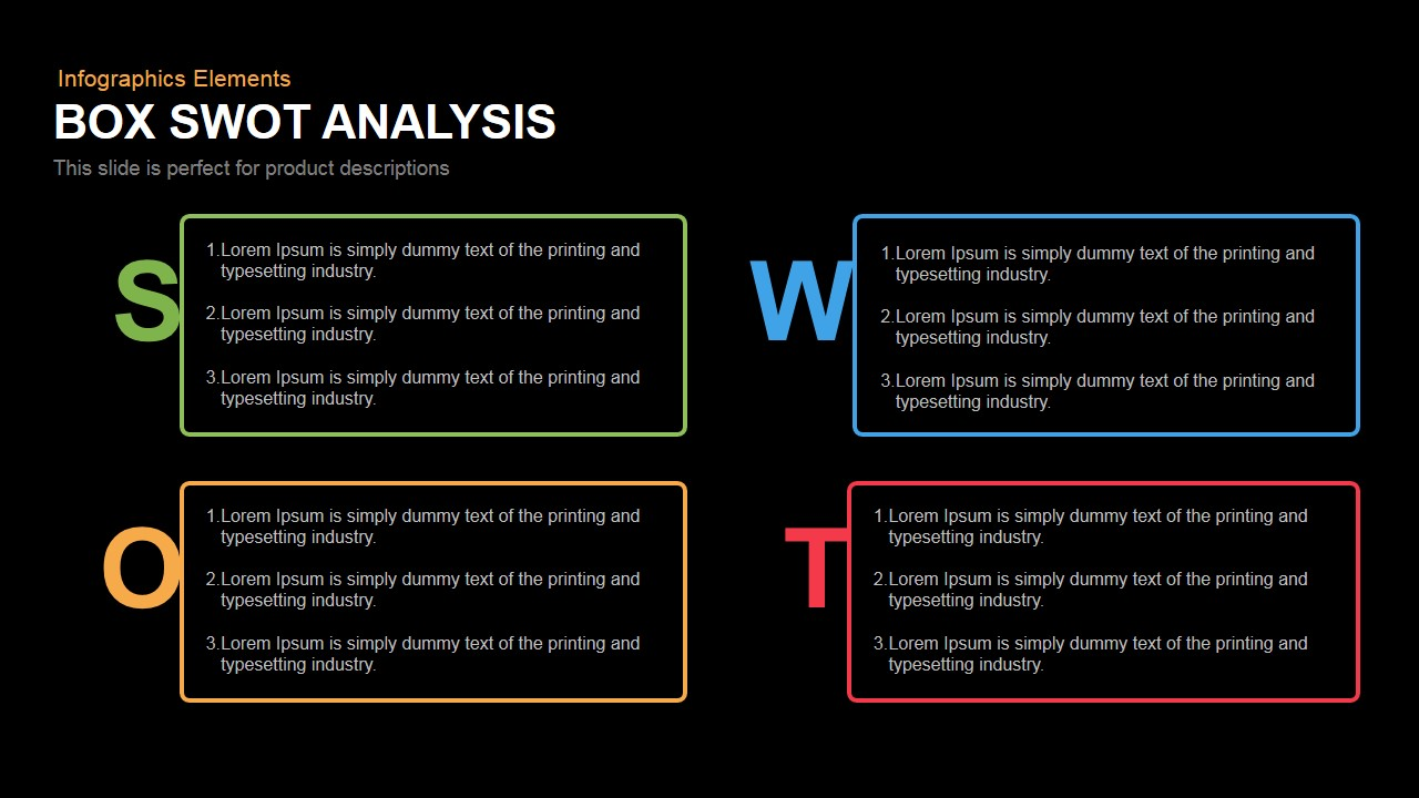 swot analysis of corrugated boxes Swot for edmunds corrugated parts services is a powerful tool of analysis as it provide a thought to uncover and exploit the opportunities that can be used to increase and enhance company's operations.