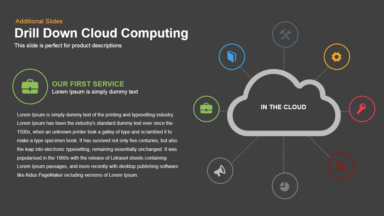 cloud computing technology ppt powerpoint template