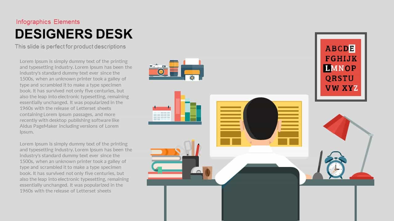 Designers Desk