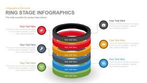 Ring Stage Infographics PowerPoint and Keynote Template
