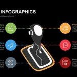 car gear infographics