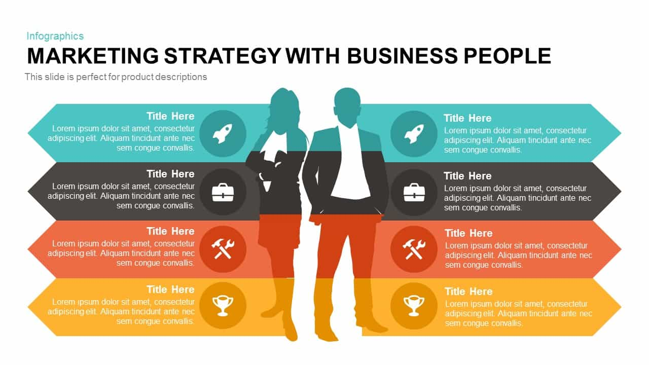Marketing Strategy with Business People
