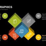 3d Cube Graphics Powerpoint and Keynote Template
