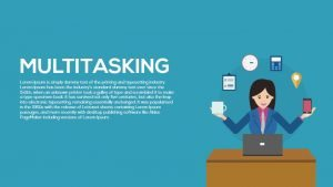 Metaphor Multitasking PowerPoint Template and Keynote