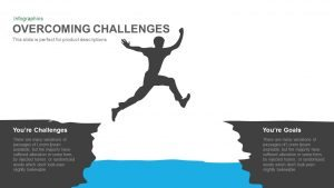 Overcoming Challenges Powerpoint Template and Keynote template