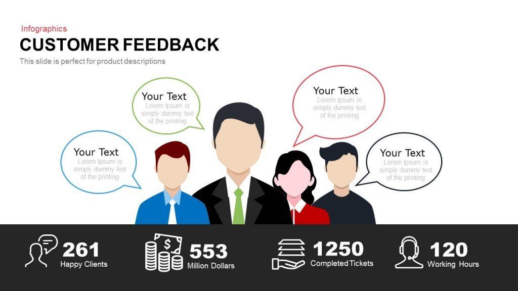 Customer Feedback Powerpoint And Keynote Template