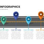 Roadmap Infographics Powerpoint and Keynote template