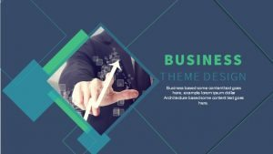 Business Powerpoint Keynote Background and Theme