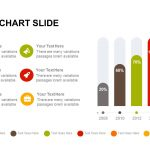 Bar Data Chart Powerpoint and Keynote template Slide