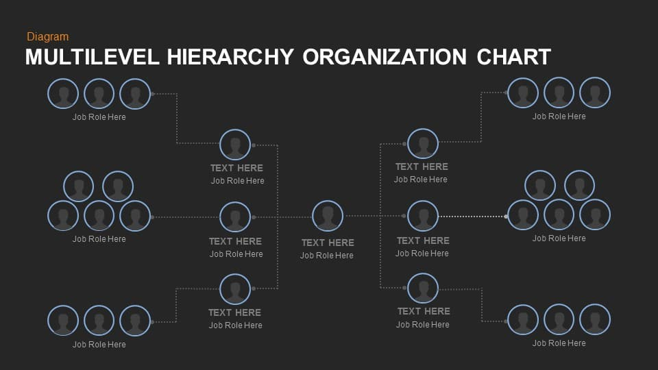 how to create an organizational chart in keynote