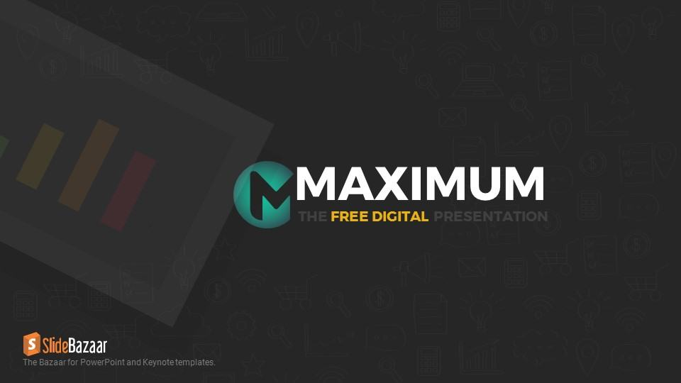 maximum free multipurpose powerpoint and keynote template