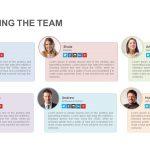 Introducing The Team Keynote Slide