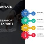 Agenda Template Powerpoint and Keynote template