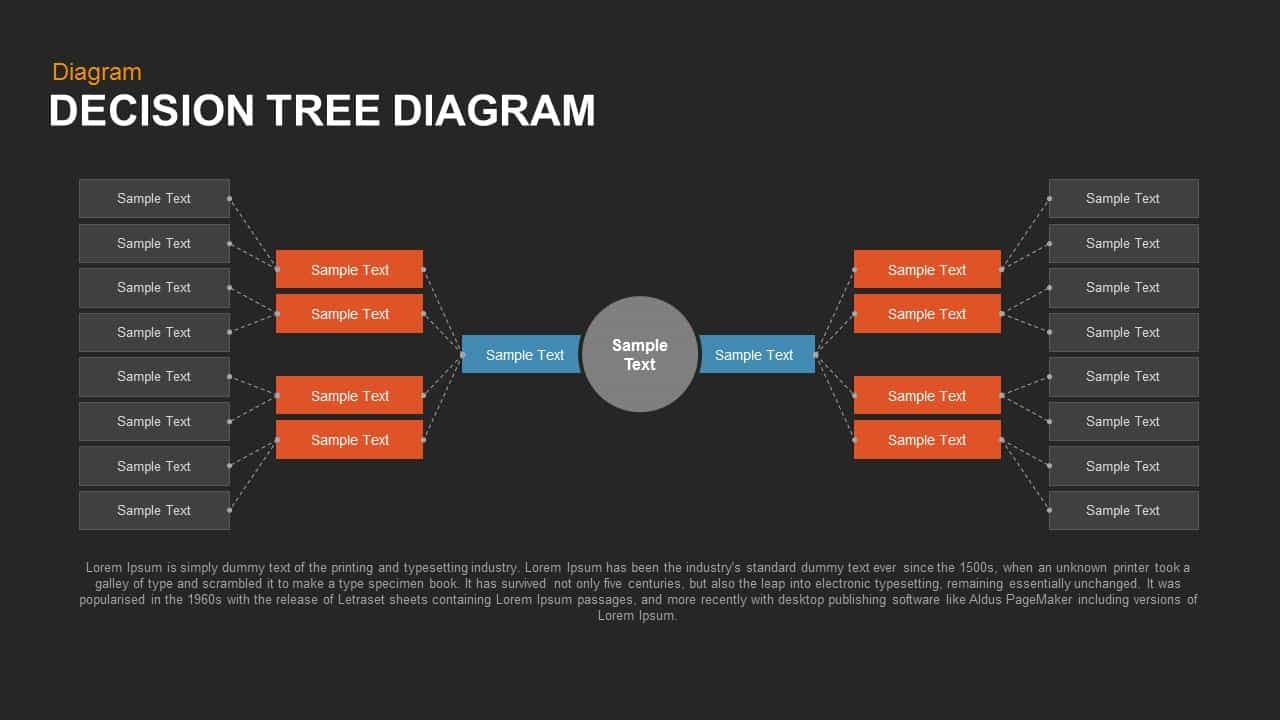 Decision Tree Diagram Powerpoint
