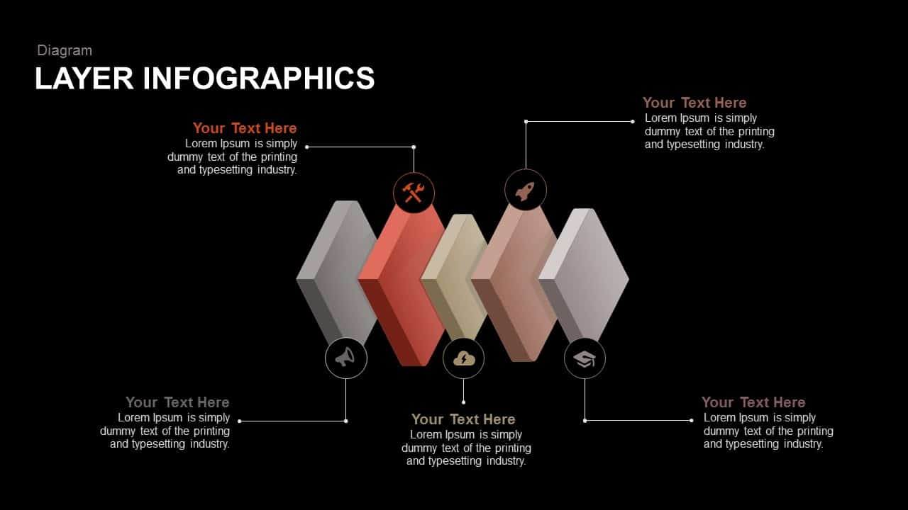 Layer Infographics Keynote And Powerpoint Template