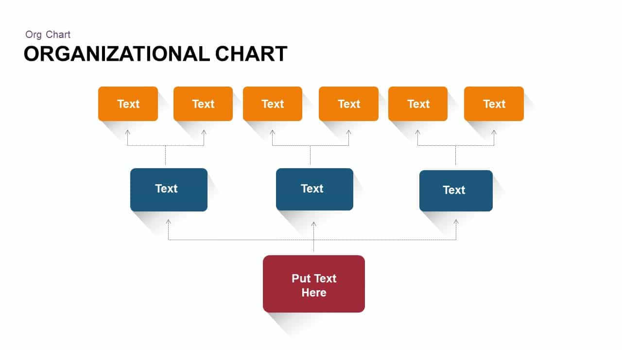 Organizational Chart PowerPoint Template and Keynote