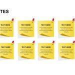 Post It Notes keynote