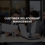 Customer Relationship Management Keynote and PowerPoint template