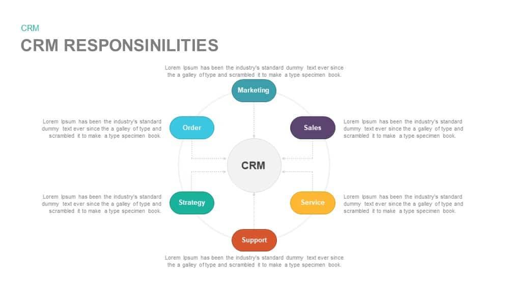 Customer Relationship Management Keynote template