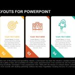 Textbox layouts for PowerPoint Template