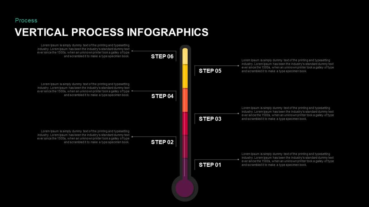 Vertical process infographics powerpoint templates keynote slides vertical process infographics powerpoint templates toneelgroepblik Images