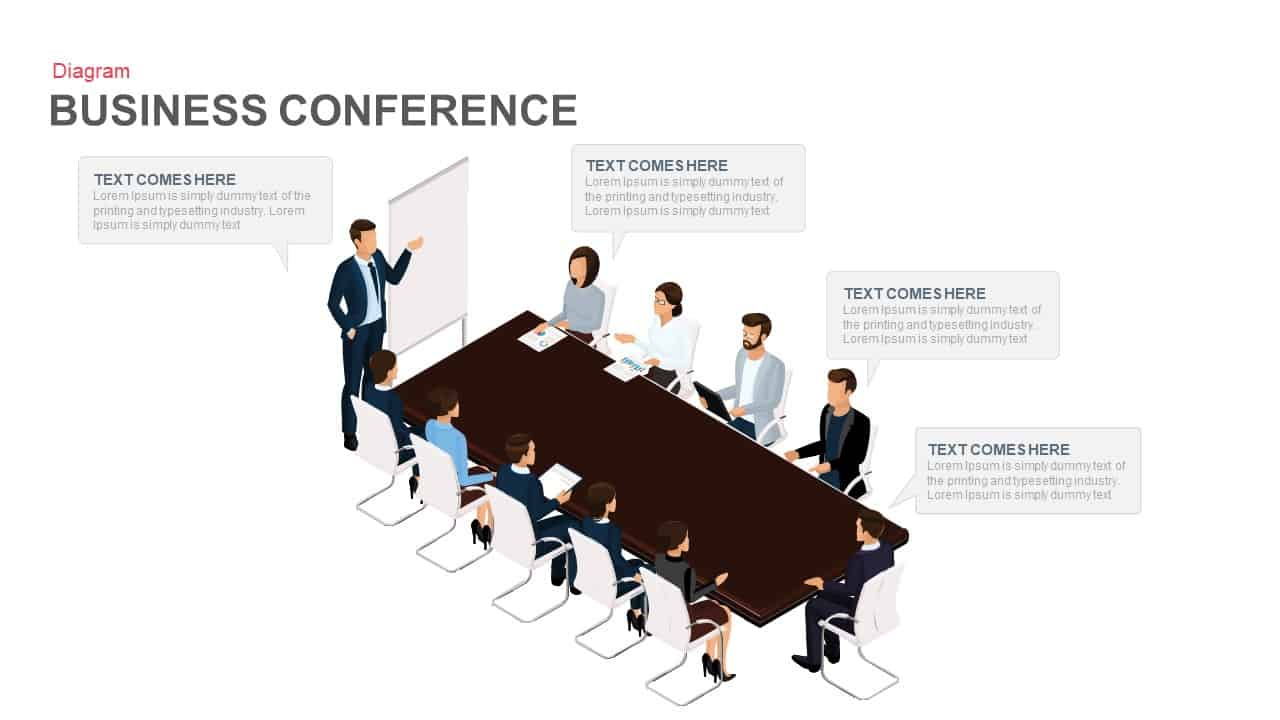 Business Conference PowerPoint Template
