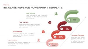 Increase Revenue PowerPoint Template and Keynote Slide