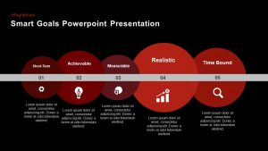 Smart Goals PowerPoint Template and Keynote Presentation