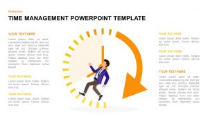 Time Management PowerPoint Template and Keynote Slide