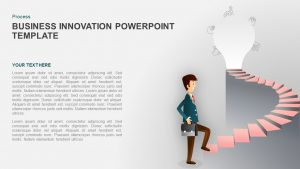 Business Innovation PowerPoint Templates and Keynote Slide for Presentation