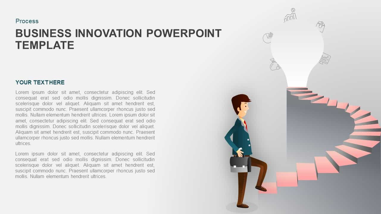 Business Innovation Powerpoint Templates And Keynote Slide