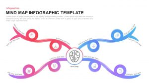 Mind Map Template for PowerPoint and Keynote