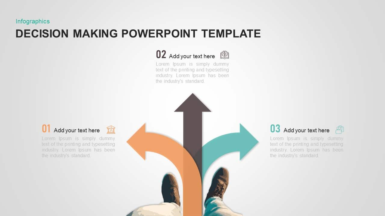 Decision Making PowerPoint Template and Keynote