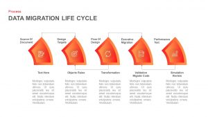 Data Migration Life Cycle - Template for PowerPoint and Keynote