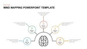 Mind Mapping Template for PowerPoint & Keynote