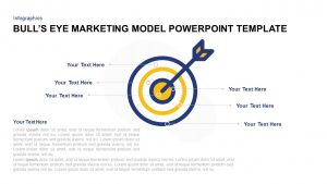 Bull's Eye Model Marketing Template for PowerPoint & Keynote