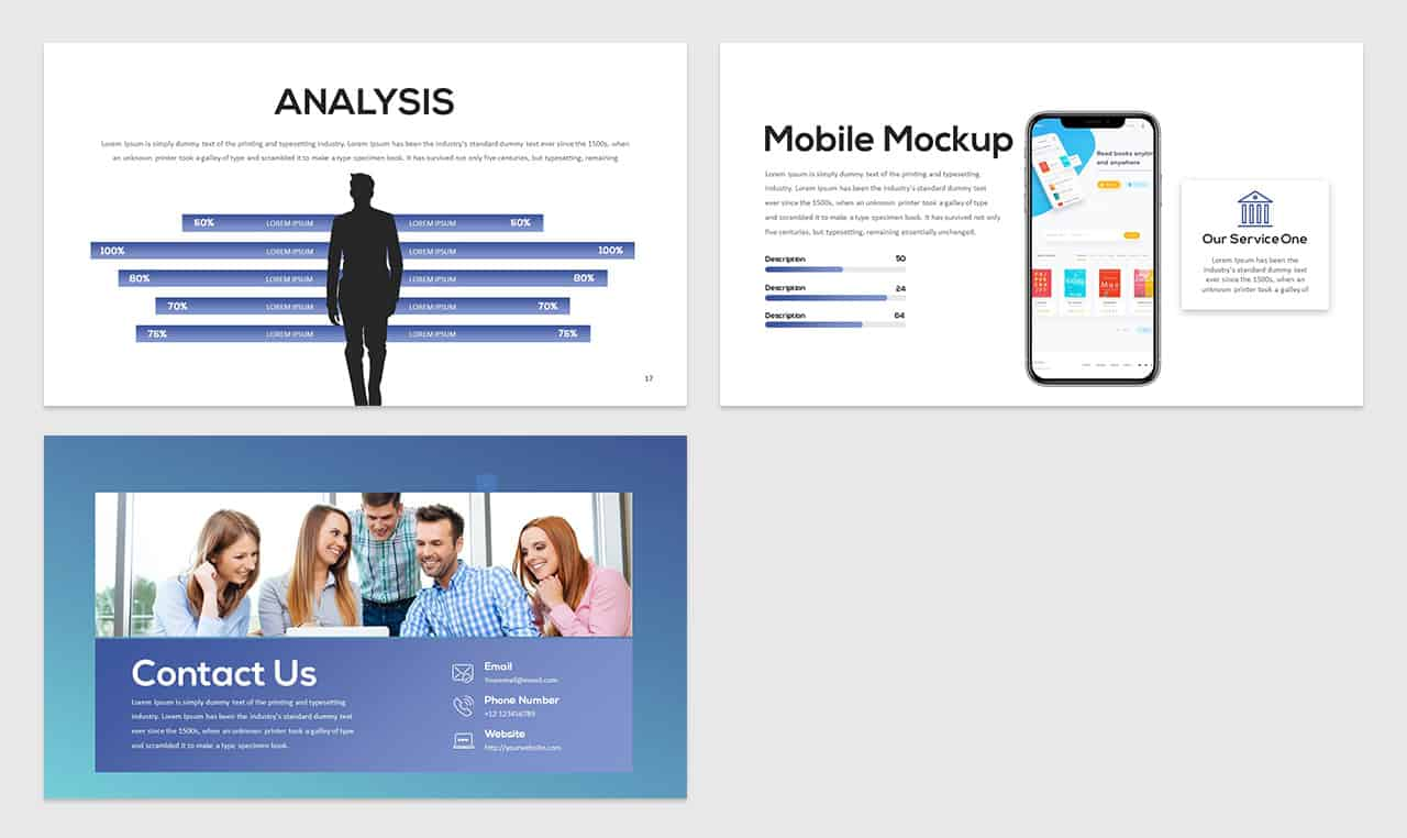 Pixels Free Creative Presentation Templates For Powerpoint
