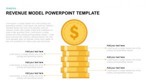 Revenue Model Template for PowerPoint & Keynote