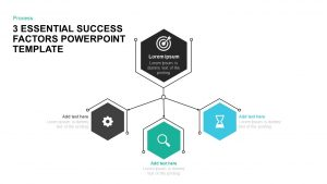 3 Essential Success Factors Template for PowerPoint & Keynote