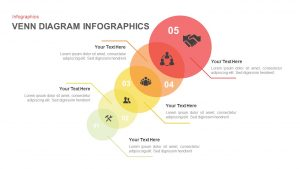 Venn Diagram infographic PowerPoint Template