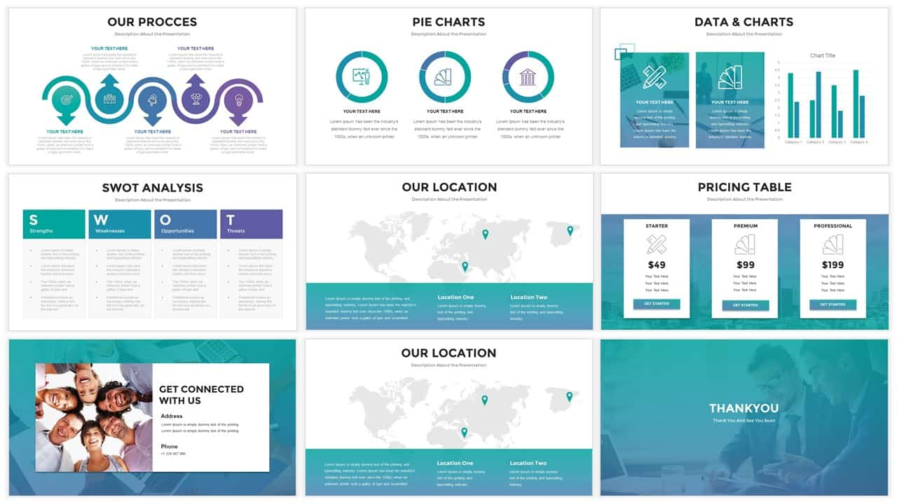 Business Proposal Powerpoint Template Slidebazaar