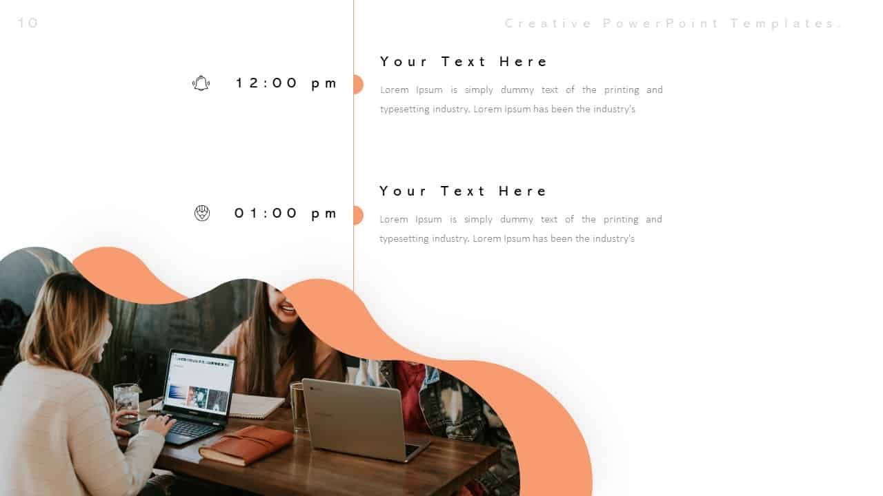 Creative Time PowerPoint Templates