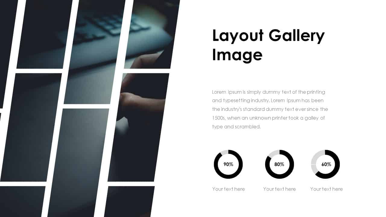 Business PowerPoint Presentation Template Layout Gallery