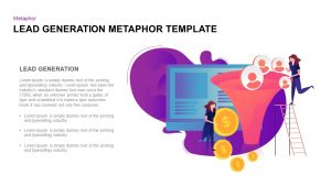 Lead Generation Template for PowerPoint Presentation